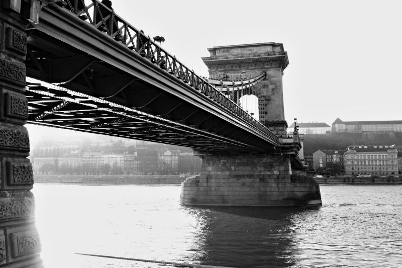 Budapešť Széchenyi Lánchíd