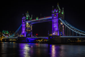 Night Tower Bridge