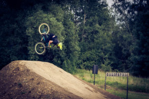 FFT slopestyle