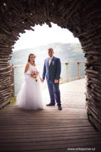 Svatba na stezce
